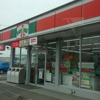 Photo taken at サークルK 川之江上分店 by 愛媛県民 四. on 4/14/2013