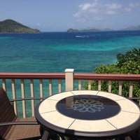Photo taken at Point Pleasant Resort St. Thomas, VI by Maa🌸 Y. on 8/4/2014