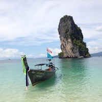Photo taken at Poda Island by Maa🌸 Y. on 11/28/2014