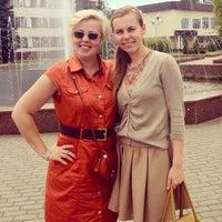Photo taken at Фонтан by Olga B. on 6/9/2014