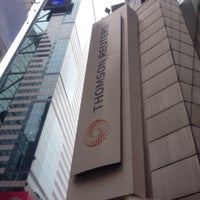 Photo taken at Thomson Reuters by Lisa R. on 10/2/2016