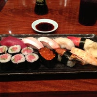 Photo taken at Sushi Tomi by Juuso L. on 11/25/2012
