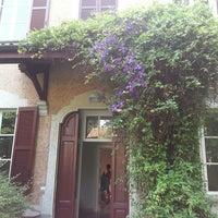 Photo taken at Casa Villa San Pietro All'Olmo by Elena P. on 6/16/2013