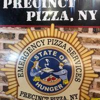 Foto scattata a Precinct Pizza da Tracey G. il 7/8/2018