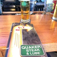 Photo taken at Quaker Steak & Lube Pohatcong by Tracey G. on 2/3/2018
