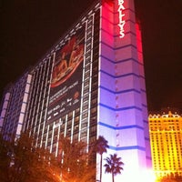 Photo taken at Bally's Hotel & Casino by Lona T. on 12/13/2012