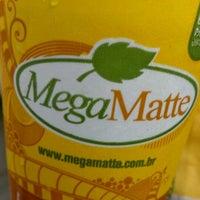 Photo taken at MegaMatte by Letícia Barbosa on 12/1/2012