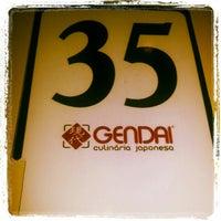 Foto tirada no(a) Gendai por Tatiana R. em 12/29/2012