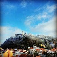 Photo taken at Ljubljana Castle by Aleksander H. on 12/3/2012