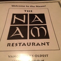 Photo taken at The Naam Restaurant by Joanne T. on 11/6/2012