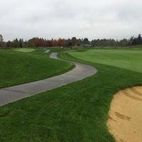Photo taken at Pumpkin Ridge Golf Club by Russ on 11/2/2014