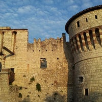 Photo taken at Castello di Brescia by Frency P. on 10/20/2012