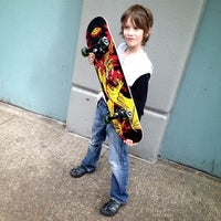 Photo taken at Cal Skate by Jessica B. on 5/17/2014