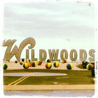 "Photo taken at ""Wildwoods"" Sign by Dee S. on 3/31/2013"
