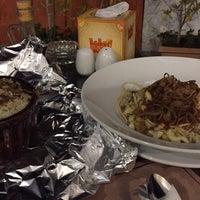 Photo taken at el3ezba Restaurant مطعم العزبة by Fatima A. on 1/24/2015