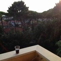 Photo taken at Hotel Venezia by Александр И. on 7/12/2013