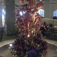 Photo taken at Cascades Lobby by Doug P. on 1/20/2013