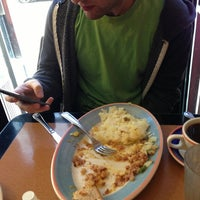 Photo taken at City Diner by Hunter A. on 12/30/2012