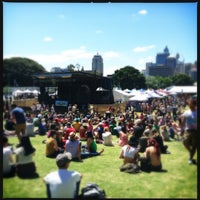 Photo taken at Surry Hills Festival by Hans D. on 10/27/2012