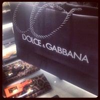 Photo taken at Dolce&Gabbana by Katrin Z. on 2/20/2013