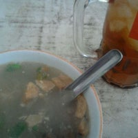 Photo taken at Soto Barokah by Setia Budi Luhur H. on 2/14/2013