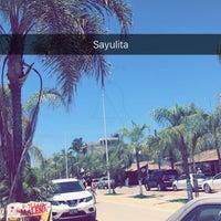 Photo taken at Sayulita by Dhamar M. on 4/15/2017
