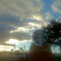 Photo taken at Starbucks by Denise H. on 10/16/2012