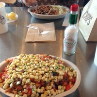 Photo taken at Chipotle Mexican Grill by Kylan S. on 10/18/2012