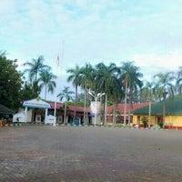 Photo taken at Sekolah Tinggi Penerbangan Indonesia (STPI) by Sinta Y. on 4/13/2013