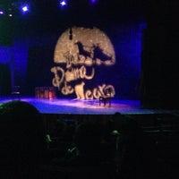 Photo taken at Teatro Julio Prieto by Clay S. on 11/2/2013