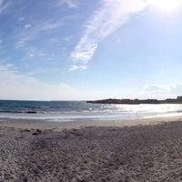 Photo taken at Spouting Rock Beach Association by Dean on 6/19/2014