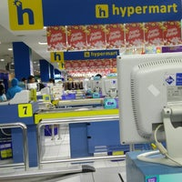 Photo taken at hypermart by Ryano W. on 12/22/2017