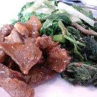 Photo taken at J & J Cafeteria by Barbra Ann P. on 11/1/2012