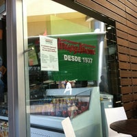 Photo taken at Krispy Kreme by Naz O. on 10/24/2012