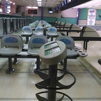 Photo taken at Pla-Mor Lanes by Drew K. on 10/13/2013