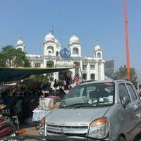 Photo taken at Gurudwara Gobinddham by Hardeep D. on 11/17/2013