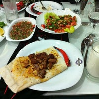 Photo taken at El - Ruha Mangal by Anıl G. on 3/2/2013