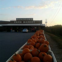 Photo taken at Panorama Orchards Farm Market by Josh B. on 10/13/2012