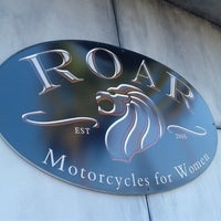 Photo taken at ROAR Motorcycles by Josh B. on 3/15/2013