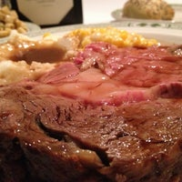 Photo taken at Lawry's The Prime Rib by Robert S. on 5/31/2013