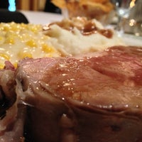 Photo taken at Lawry's The Prime Rib by Robert S. on 1/4/2013