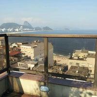 Das Foto wurde bei Copacabana Rio Hotel von Rafael P. am 10/30/2012 aufgenommen