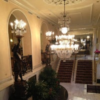 Photo taken at Omni Royal Orleans by Guy W. on 4/2/2013