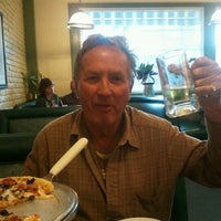 Photo taken at Cafe Bixby And Pizza by Cole C. on 10/14/2012