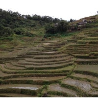 Photo taken at Hungduan Rice Terraces by Ivan H. on 11/13/2012