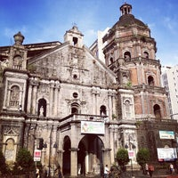 Foto tomada en Minor Basilica of St. Lorenzo Ruiz of Manila (Binondo Church)  por Ivan H. el 3/11/2013