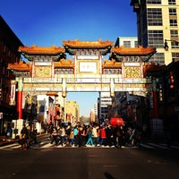 Photo taken at Chinatown Friendship Archway by Ivan H. on 4/4/2013