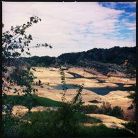 Photo taken at Pedernales Falls State Park by Claudia on 10/27/2012