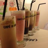 Photo taken at Cafe Namoo by Novita on 1/31/2014
