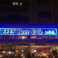 Foto tomada en Efes Beer Cafe Shiva por Volkan Y. el 6/28/2013